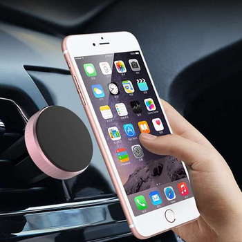 Car GPS vent magnet phone holder for Ford Focus Fusion Escort Kuga Ecosport Fiesta Falcon EDGE/Explorer/EXPEDITION/EVOS/START/ image