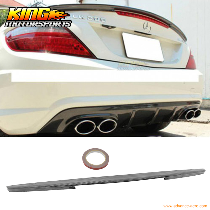 For 2011 2013 mercedes benz slk class r172 amg style trunk for 2013 mercedes benz slk class