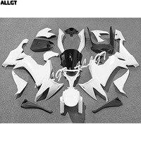 ABS Injection Mold Fairing Kits For 2008 2009 2010 Kawasaki Ninja ZX10R ZX 10R ZX 10R White