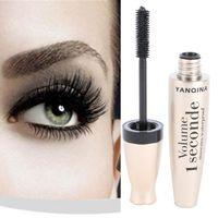 Hot 3D Fiber Mascara Long Black Lash Eyelash Extension Waterproof Eye Makeup