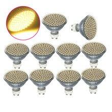 10 ШТ. Светодиодные Лампы Лампы 220 В белый chuad 80SMD