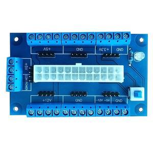 Image 1 - Accessoires de bricolage adaptateur de Module de carte de rupture dalimentation cc ATX 24/20Pin