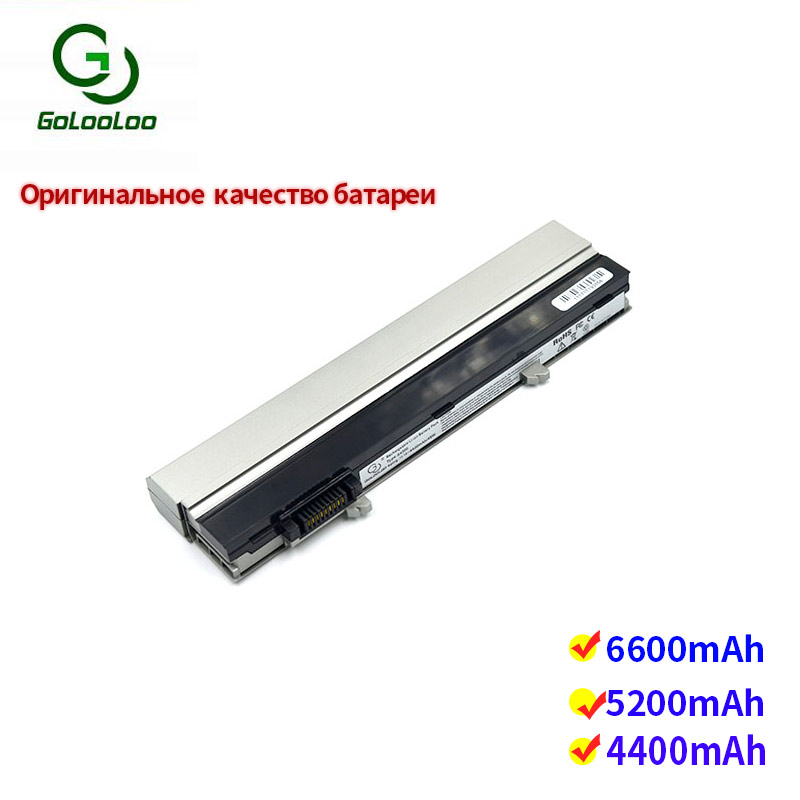 Golooloo 6 Cells Laptop Battery For Dell E4300 E4310 E4320 E4400 CP289 CP294 FM332 FM338 G805H HW898 X855G XX327 XX334 YP463