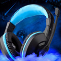 Ovann New EACH  CD-908 Deep Bass Gaming Headphone  3.5mm+USB Headphones Stereo Surround Over Ear Headset With Mic  For PC Gamer