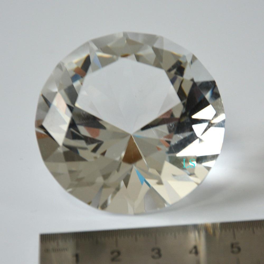60 χιλιοστά κρύσταλλο γυαλί διαμάντι - Διακόσμηση σπιτιού - Φωτογραφία 4