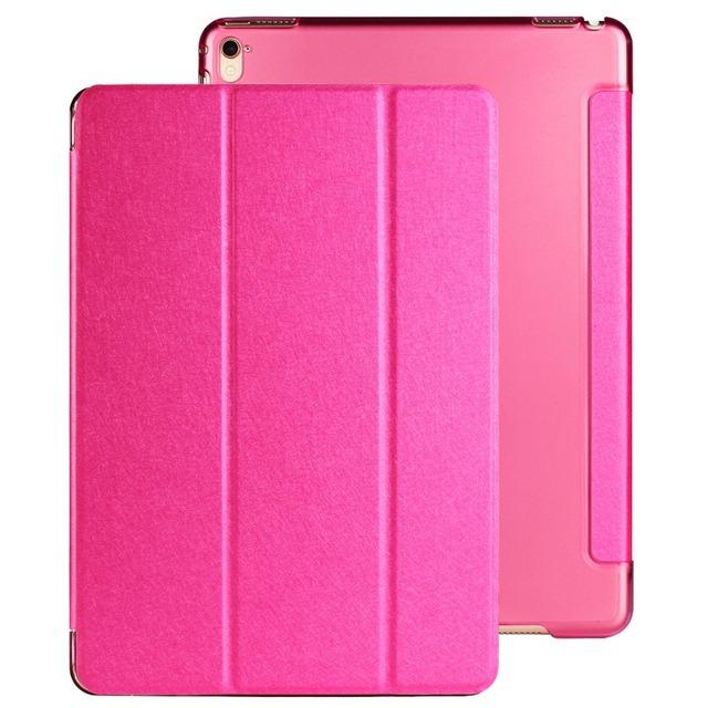 For iPad Pro Case Fashion Ultra Slim Magnetic Folded Smart Case