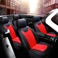 -Resistente Ao desgaste de Couro Coxim Do Carro Para Toda a Temporada, Cobertura Completa Fit Design Tampa de Assento Do Carro, Carro-Stylings Para Acura ILX ZDX MDX TLX 3D