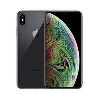 Apple iPhone XS Max | две sim карты смартфон 2018 полностью разблокирован 6,5 дюймов Большой экран 4G LTE Apple смартфон