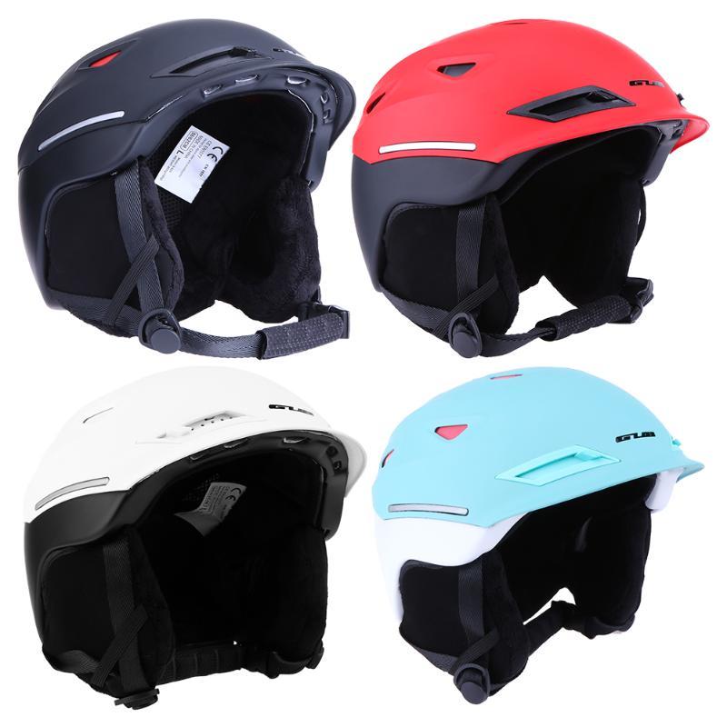 Femmes hommes casque de vélo casque de vélo casque de Ski vtt vélo de montagne route vélo hiver Sports de plein air sécurité