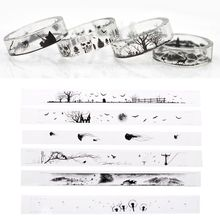 1 Pc Epoxy Resin DIY Bracelet Filling Material UV Crystal Silicone Molds Accessories Jewelry Making Tools