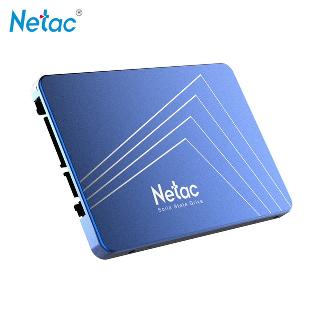 Groothandel Netac SSD 60GB 2.5 inch SATA III HDD Harde Schijf 60GB Interne Solid State Drive Disk Voor laptop Computer