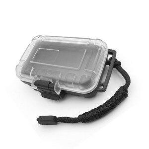 Image 5 - אוזניות עמיד למים מקרה זרוק התנגדות מגן תיבת מקרה נייד IEM באוזן צג מקרה תיבה