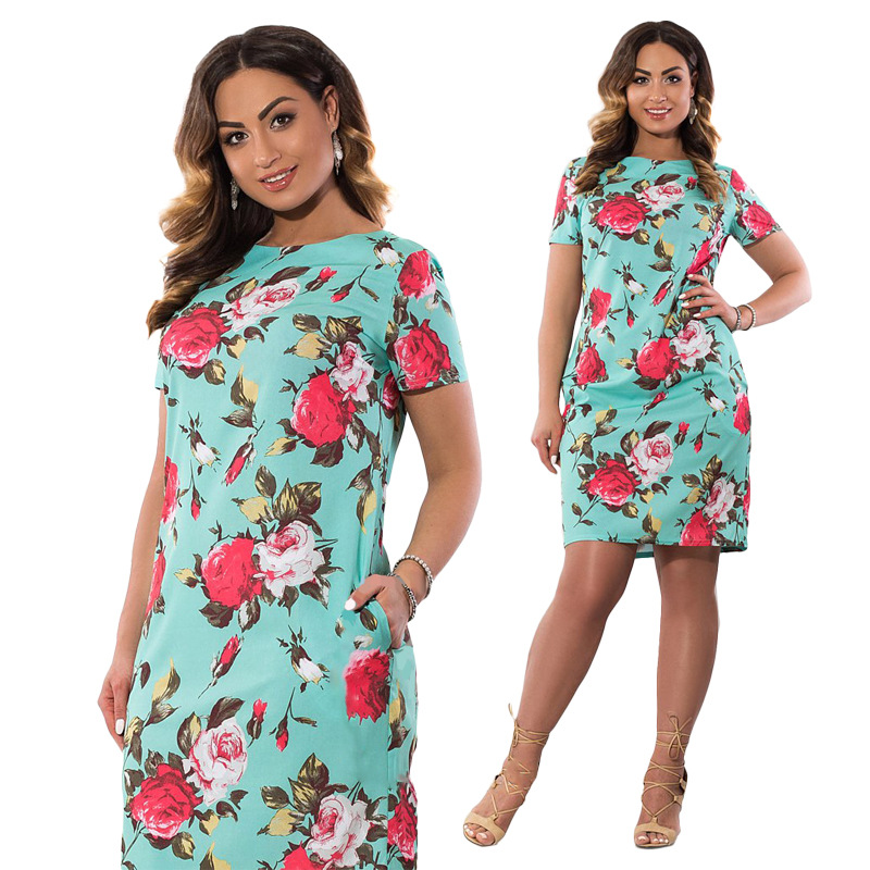HTB1WauMXnzGK1JjSspaq6xPmpXao 2019 Autumn Plus Size Dress Europe Female Fashion Printing Large Sizes Pencil Midi Dress Women's Big Size Clothing 6XL Vestidos
