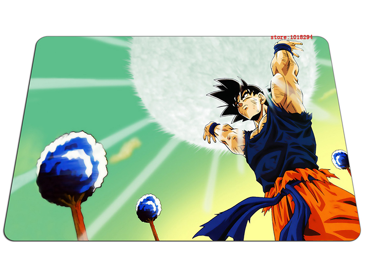 Dragon Ball mouse pad custom mousepad laptop Dragon Ball Z mouse pad gear notbook computer anime gaming mouse pad gamer