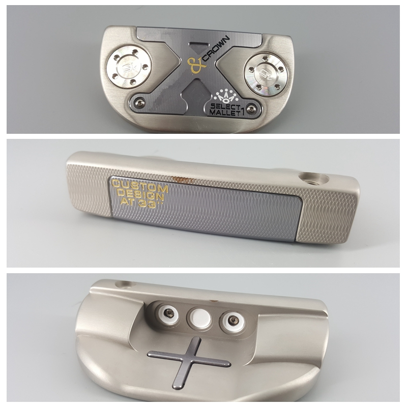 M1 Crown limited Golf Putter Clubs Edition 33/34/35inch Grip Optional Colour With Head CoverM1 Crown limited Golf Putter Clubs Edition 33/34/35inch Grip Optional Colour With Head Cover