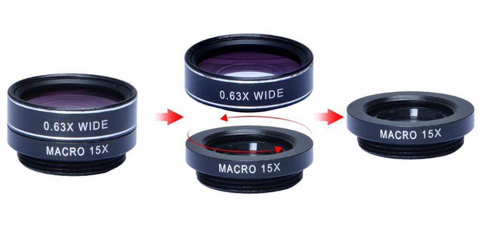 APEXEL 6IN1 phone camera lens 12X Telescope telephoto Zoom+fisheye wide angle macro Lens kit For iPhone7 6S plus Samsung s8 17