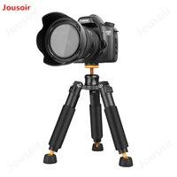QZSD Q178 Portable Tripod SLR Single Micro Camera Desktop Mini Tripod Support Frame Load 3kg 90mm 245mm CD15