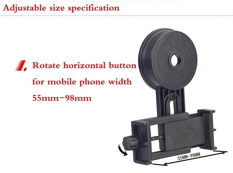 High Quality monocular phone