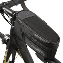 ROSWHEEL ATTACK Series Waterproof Bicycle Bike Bag Accessories Saddle Bag Cycling Front Frame Bag 121370 Waterproof cycling Bag