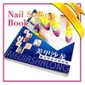 Новое прибытие Nail Art Book Рисование
