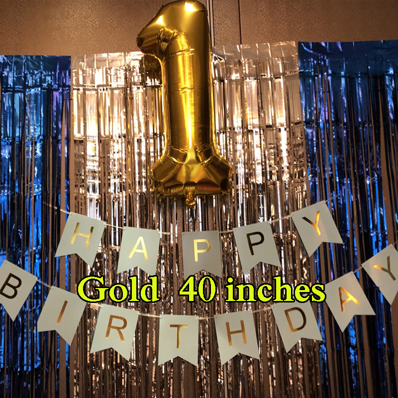 gold colors 40inches