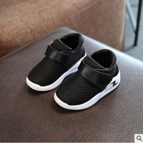 73e4c9a49 2019 de moda de deporte de ocio zapatos para niños niñas zapatillas de  deporte de marca de los niños Zapatos bebé Zapatos zapatos de lona zapatos  ...