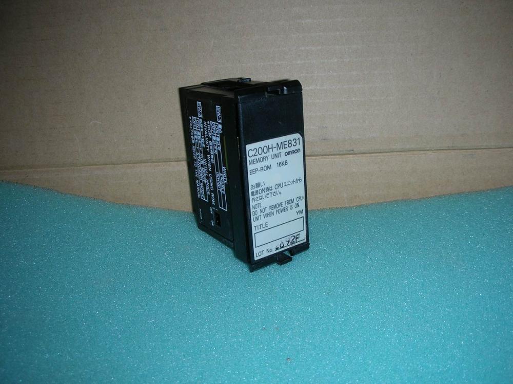 OMRON C200H-ME831 PLC сверлильный станок