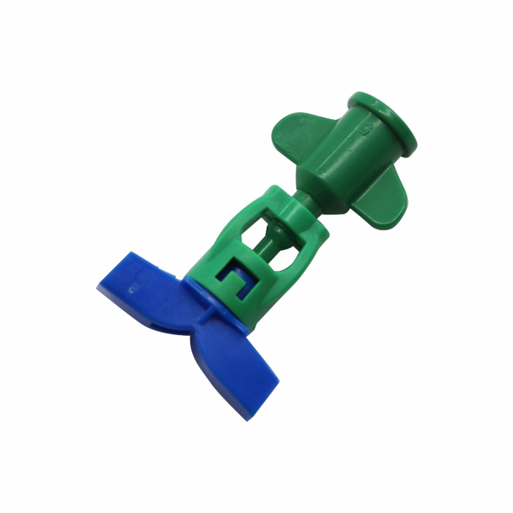 50 pcs 360 Degree Rotating atomization micro-nozzle head of the small aircraft nozzle Rotary Hanging Assembly Sprinklers 360 degrees