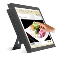 touch screen IPS all in one android Industrial Panel TFT LCD HD CCTV Desktop Computer 19 inch All In One Touch POS PC totem