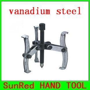 Wrench The Best Bestir Taiwan Original Excellent Quality Chrome-vanadium Steel 4 2/3-jaw Gear Puller,no.08404 Freeshipping Delicious In Taste