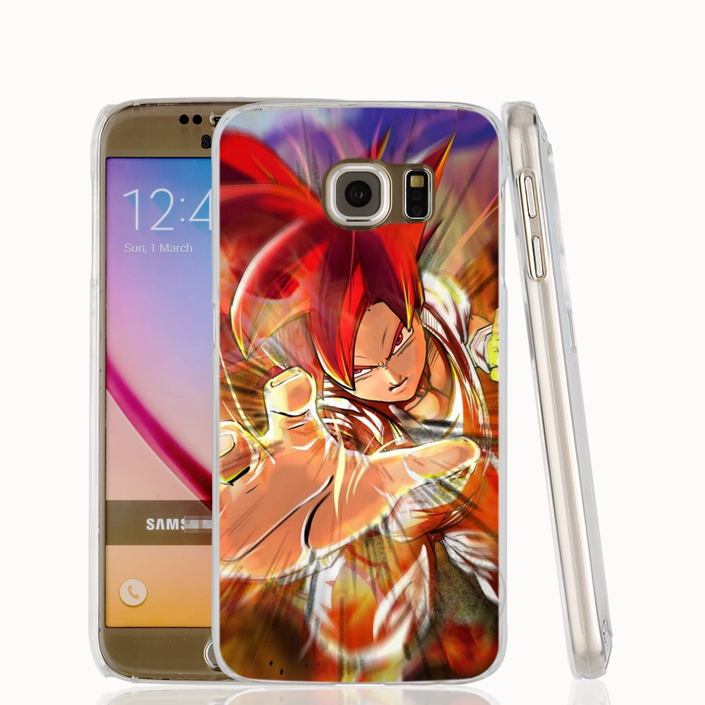 DBZ Samsung Galaxy S7 edge PLUS S8 S6 S5 S4 S3 MINI Case -6