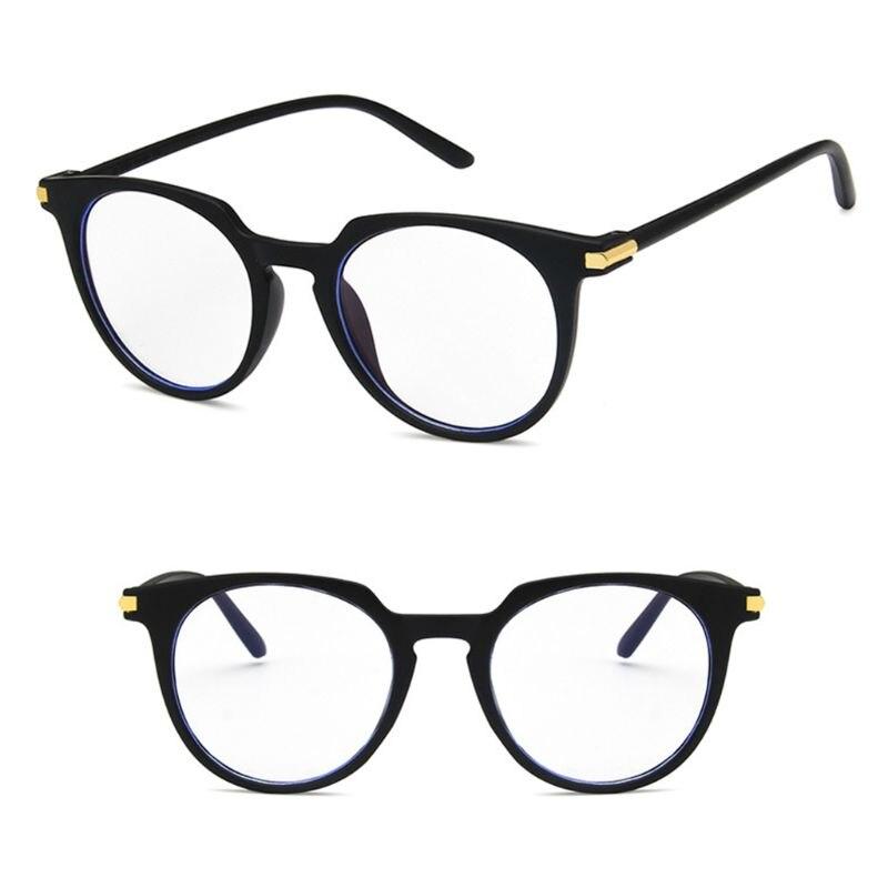 Neue Optische Gläser Anti Blue Ray Strahlung Professionelle Computer Schutz Augen Care Klar Objektiv Transparent Mode Klassische