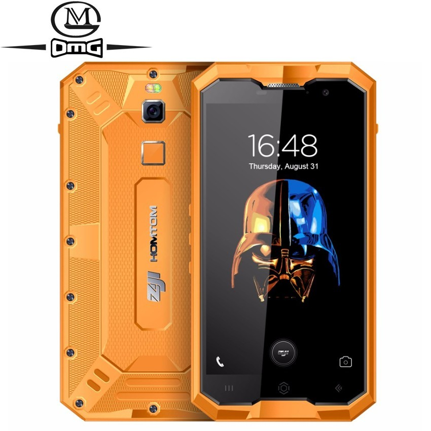 HOMTOM ZOJI Z8 IP68 Waterproof shockproof Moblie Phone MT6750 Octa core 4G LTE Smartphone 5.0 Android 7.0 4GB+64GB cell phonesHOMTOM ZOJI Z8 IP68 Waterproof shockproof Moblie Phone MT6750 Octa core 4G LTE Smartphone 5.0 Android 7.0 4GB+64GB cell phones
