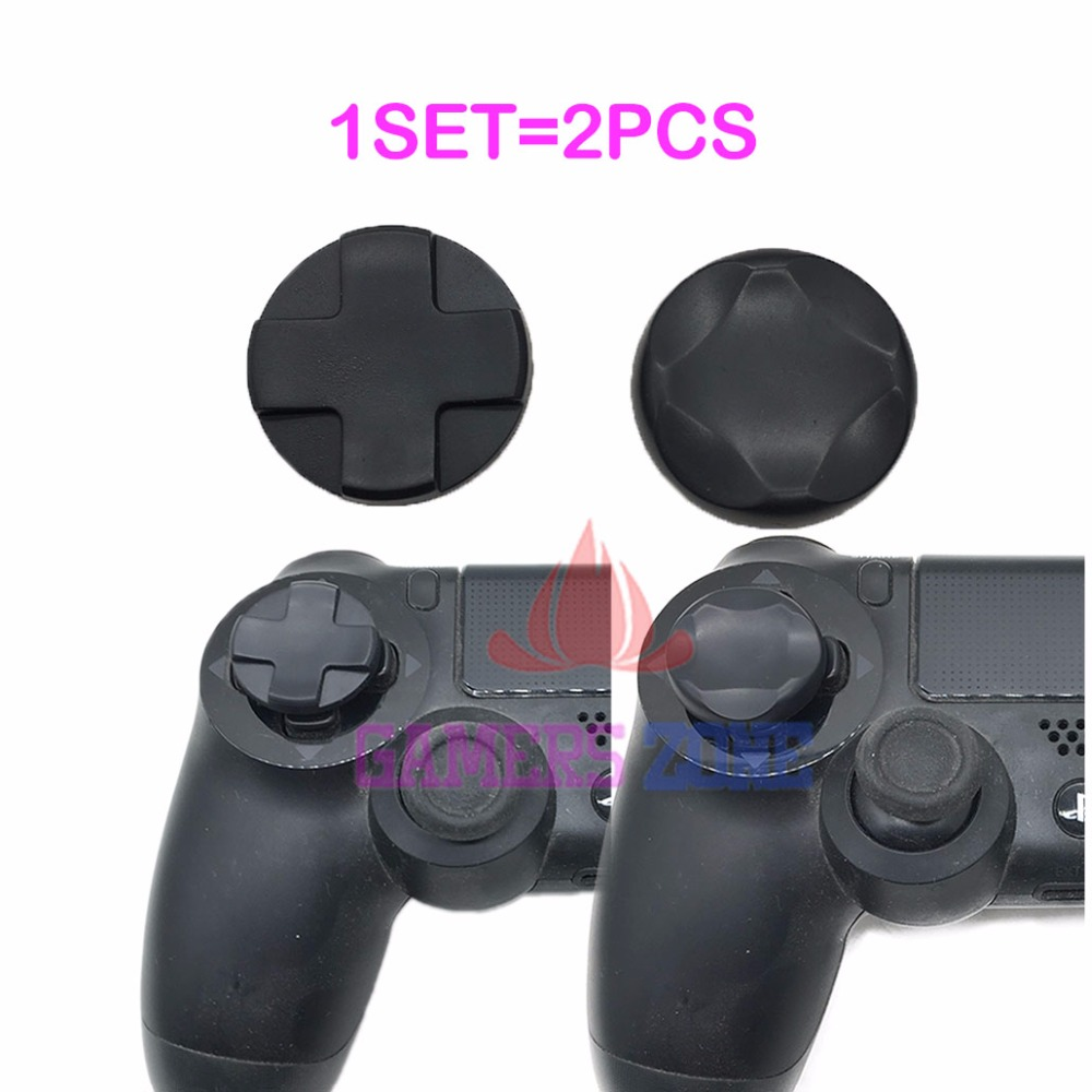 1Set=2Pcs Removable For Playstation 4 PS 4 Controller stick D-pad Extender Cap for PS4 Directional  Button iPhone 8