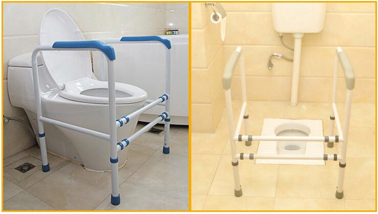 Elderly Bathroom Toilet Handrail Disabled Barrier Sitting Handrail Pregnant  Woman Safe Handrail In Living Room Chairs From Furniture On Aliexpress.com  ...