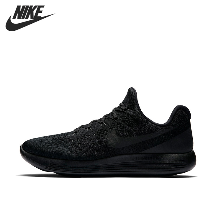 Original New Arrival 2017 NIKE LUNAREPIC LOW FLYKNIT 2 Men's Running Shoes Sneakers