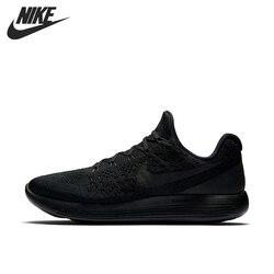 Original New Arrival 2017 NIKE LUNAREPIC LOW FLYKNIT 2 Men's Running Shoes Sneakers