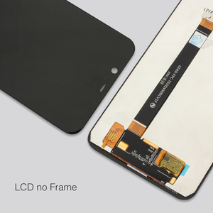 Image 2 - Original For Nokia 8.1 LCD Display Screen Touch Panel For Nokia X7 LCD Digitizer Assembly Replacement Repair Spare Parts