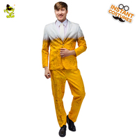 Mens Oktoberfest Suit Beer Role Play Fancy Dress Adult Beer Suit Deluxe Male Halloween Party Outfits With Tie