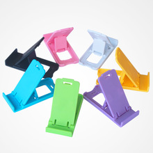 Mini mobile phone holder 3D male portable foldable adjustable universal for all phones Samsung iPhone