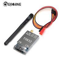 Eachine TS832 Boscam FPV 5 8G 48CH 600mW 7 4 16V Wireless AV Transmitter For RC