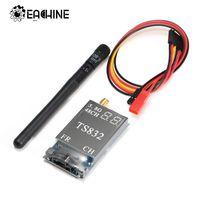 Original Eachine TS832 Boscam FPV 5 8G 48CH 600mW 7 4 16V Wireless AV Transmitter For