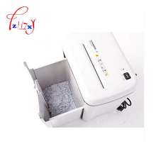 SD9280 Electric Paper shredders 14L capacity Mute file grinder Destroy Document Files home shredder 220mm/ 3 * 16mm