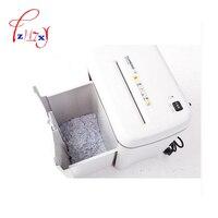 Barato SD9280 trituradoras de papel eléctricas capacidad 14L molinillo de archivos mudos destruir archivos de documentos casa