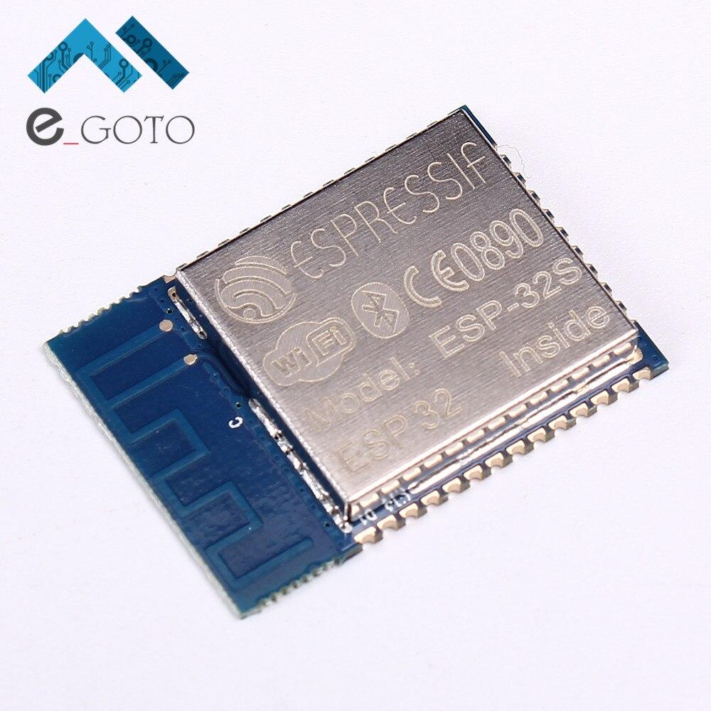 Esp-32s Беспроводной Wi-Fi модуль <font><b>Bluetooth</b></font> <font><b>IOT</b></font> двухъядерный Процессор Ethernet Порты и разъёмы esp32s доска MCU <font><b>Bluetooth</b></font> esp32 esp-3212 2.4 ГГц