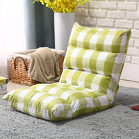 Authentic Lazy Couch Tatami Foldable Single Small Sofa Bed Computer Back Chair Floor Sofa Living Room Couch Bean Bag Chair