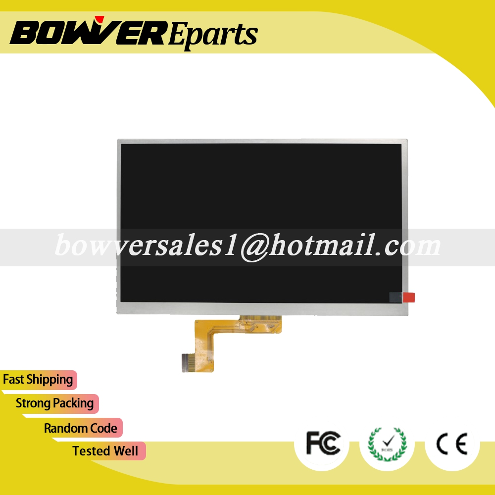 A+ 10.1 inch 235*143mm 1024*600 IPS 30pin for Supra M121G Supra M120G Supra M12AG Tablet PC LCD Replacement