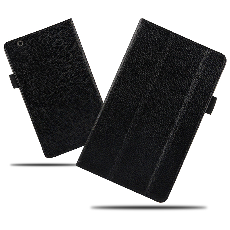 High quality Folio Genuine leather Case Cover For Huawei MediaPad M3 BTV-W09 BTV-DL09 8.4 inch Tablet + Film + Stylus cover case for huawei mediapad m3 youth lite 8 cpn w09 cpn al00 8 tablet protective cover skin free stylus free film