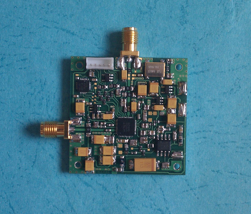 HMC769, HMC767 Full Range PLL Development Board, Frequency Source