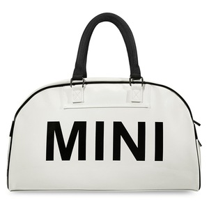 Image 2 - Mini cooper çanta askılı çanta tote Pu seyahat duffle